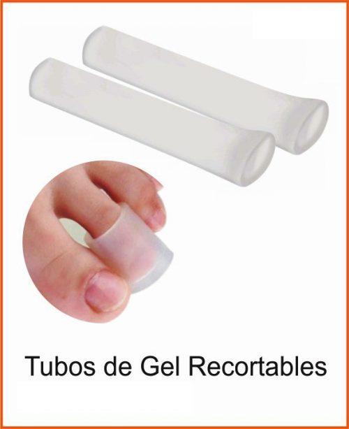 tubos gel recortables