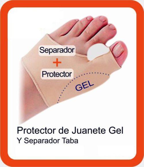 protector juanete gel
