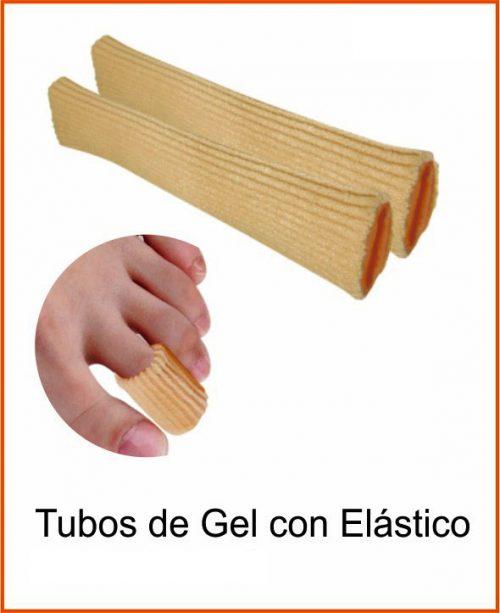 tubos gel elástico