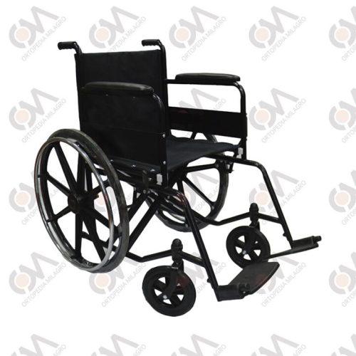 silla ruedas estandar