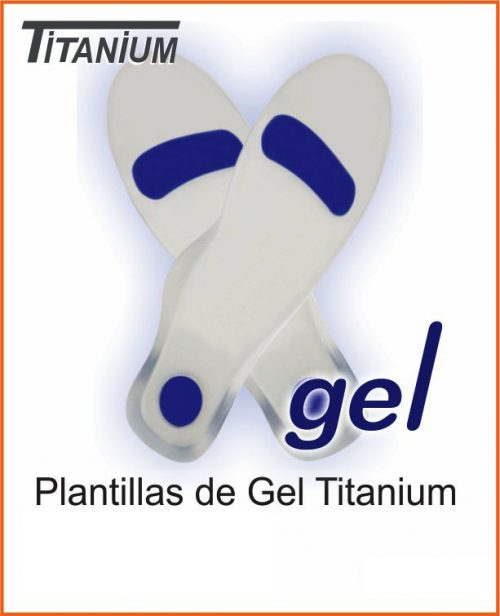 plantilla gel titaniun
